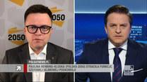 """Hołownia w """"Gościu Wydarzeń"""": Platforma Obywatelska dogadała się z PiSem"""