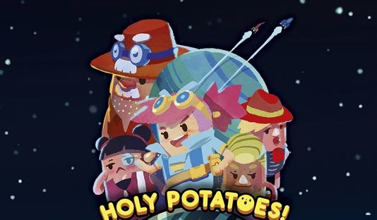 Holy Potatoes! We're in Space?! /materiały prasowe
