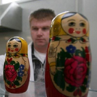 Holzwerk w Piszu jest jak wańka-wstańka /AFP