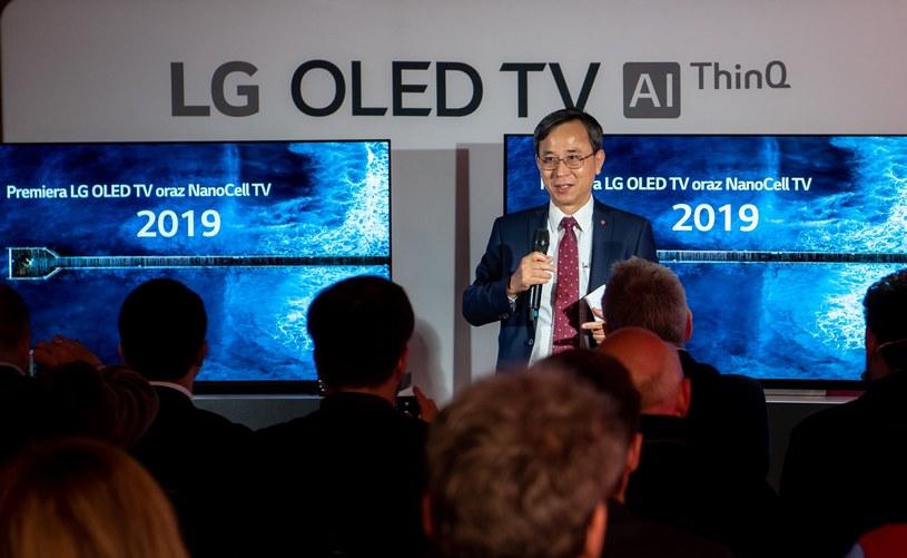 HomeKit i AirPlay 2 w telewizorach LG /INTERIA.PL