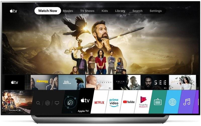 HomeKit i AirPlay 2 w telewizorach LG /materiały prasowe