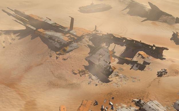 Homeworld: Deserts of Kharak /materiały prasowe