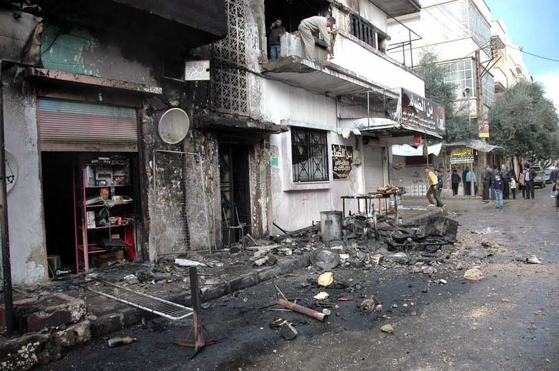Homs, Syria /AFP