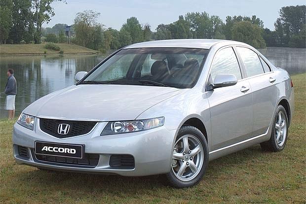 Honda Accord (kliknij) /INTERIA.PL