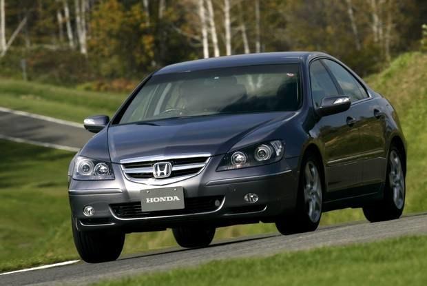 Honda/Acura Legend / Kliknij /INTERIA.PL