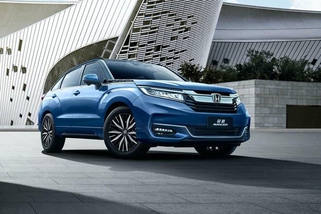 Honda Avancier /