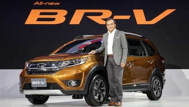 Honda BR-V /Honda