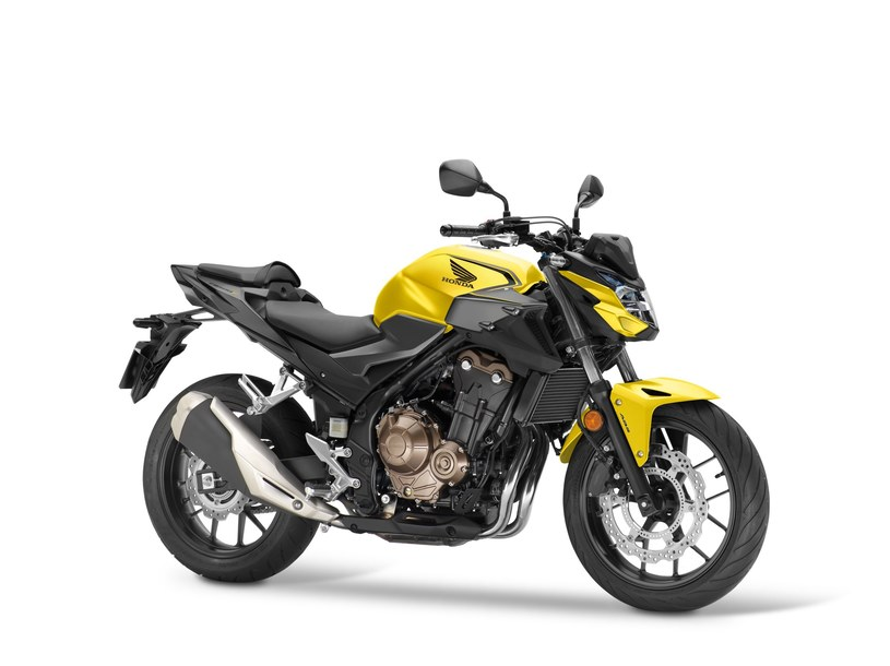 Honda CB500F /materiały prasowe