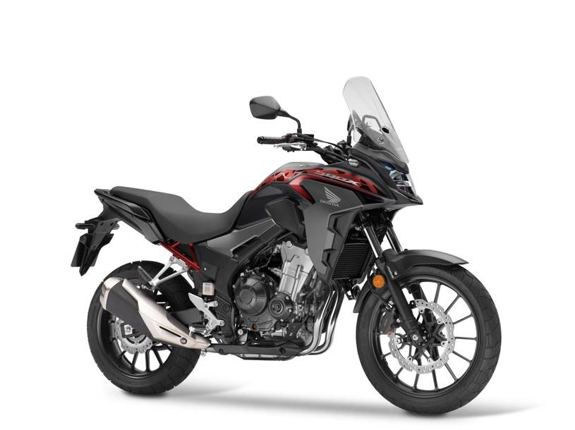 Honda CB500X /materiały promocyjne