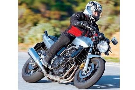 Honda CBF 600 / Kliknij /Motocykl