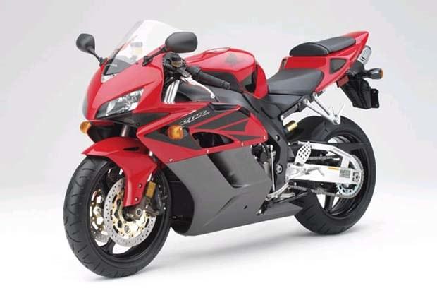 Honda CBR 1000RR (kliknij) /INTERIA.PL