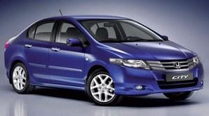 Honda City (2008-2013) /Honda