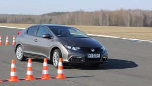 Honda Civic 1.6 i-DTEC Lifestyle - test