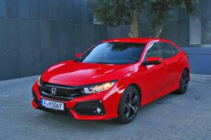 Honda Civic 2017. Niech żyje turbo, czyli pożegnanie silników atmosferycznych