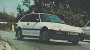 """Honda Civic - badanie drogowe """"Motoru"""""""