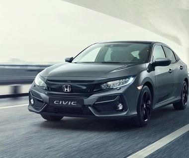 Honda Civic delikatnie odświeżona