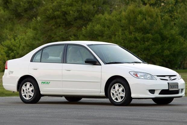 Honda Civic GX / Kliknij /INTERIA.PL