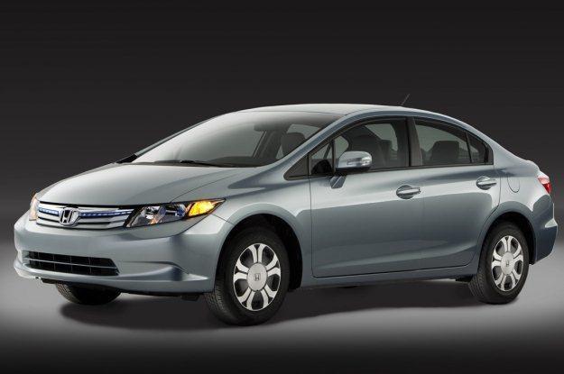 Honda civic hybrid /