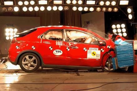 Honda civic / Kliknij /INTERIA.PL