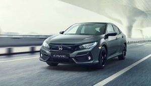 Honda Civic po drobnych zmianach