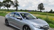 Honda Civic sedan 1.5 Turbo - droga, ale i tak ją kupią