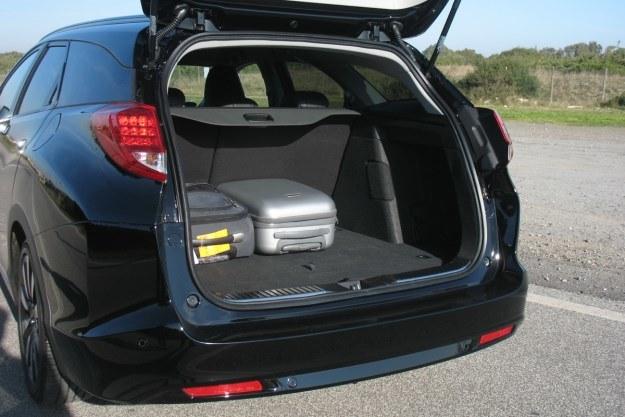 Honda Civic Tourer /INTERIA.PL
