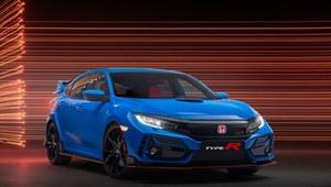 Honda Civic Type R delikatnie zmodernizowana