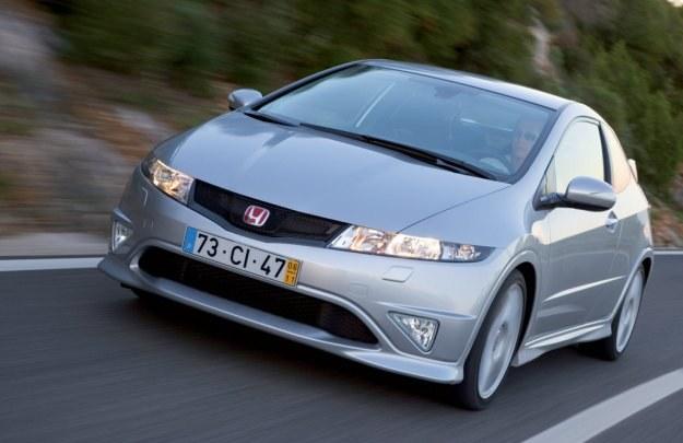 Honda civic type R poprzedniej generacji /