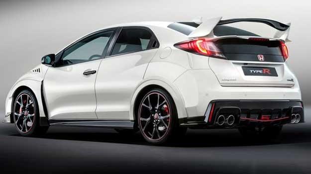 Honda Civic Type R /