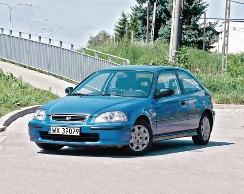 Honda Civic VI (1995-2000) /Motor