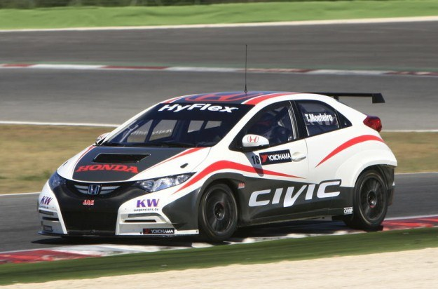 Honda civic WTCC /