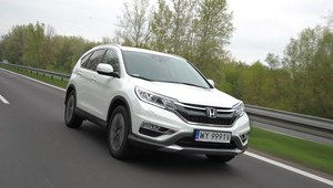 Honda CR-V 1.6 i-DTEC 160 Lifestyle - test