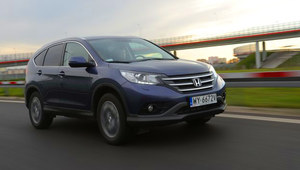 Honda CR-V 1.6 i-DTEC 2WD Lifestyle - test
