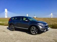 0007Q0QK56EH7MIR-C307 Honda CR-V Hybrid: dogonić konkurencję