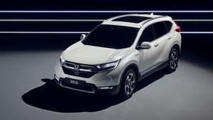 Honda CR-V Hybrid - zapowiedź nowego modelu