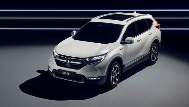 Honda CR-V Hybrid /Honda