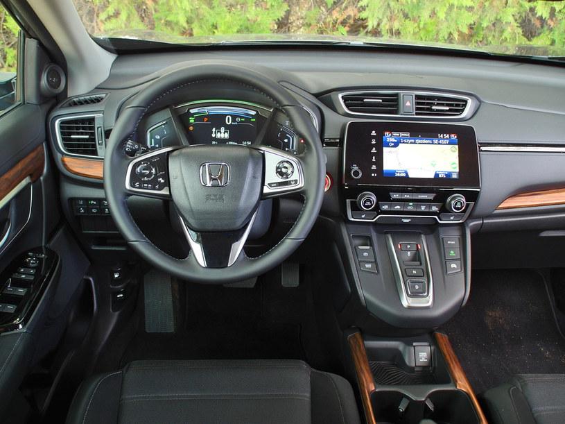 Honda CR-V Hybrid /INTERIA.PL