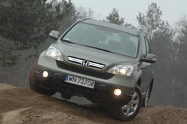 Honda CR-V III (2006-2012)