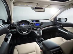 Honda CR-V po liftingu (wersja północnoamerykańska)