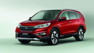 Honda CR-V po liftingu