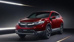 Honda CR-V w europejskiej wersji