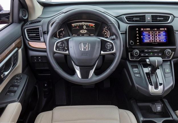 Honda CR-V w wersji amerykańskiej /Honda