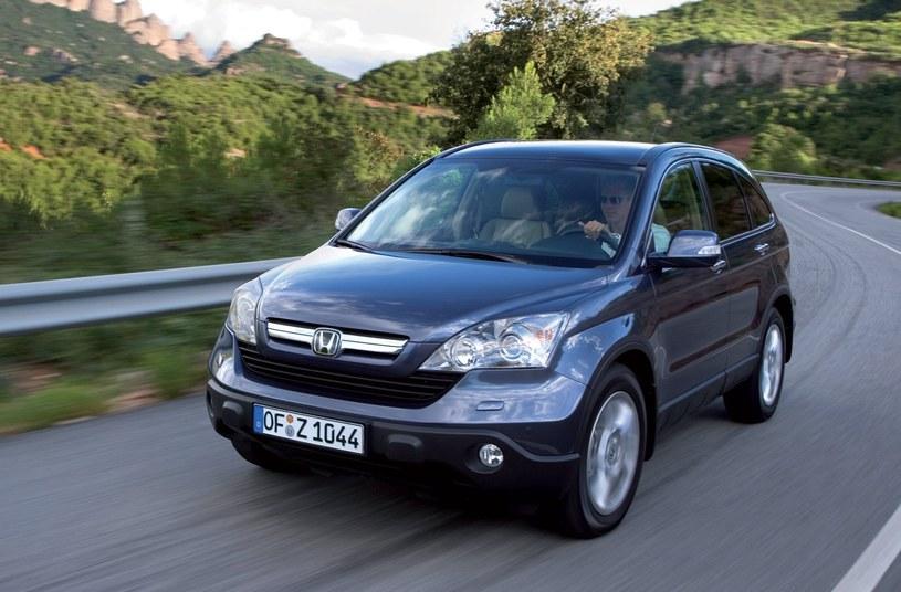 Honda CR-V z 2007 roku /