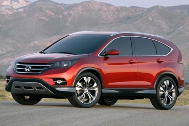 Honda CR-V /