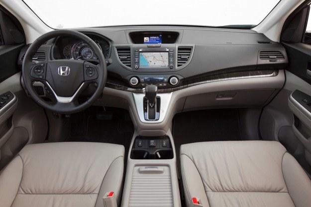 Honda CR-V /PAP