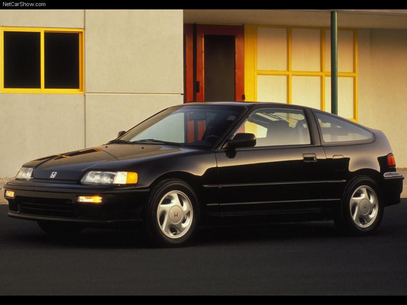 Honda CRX /
