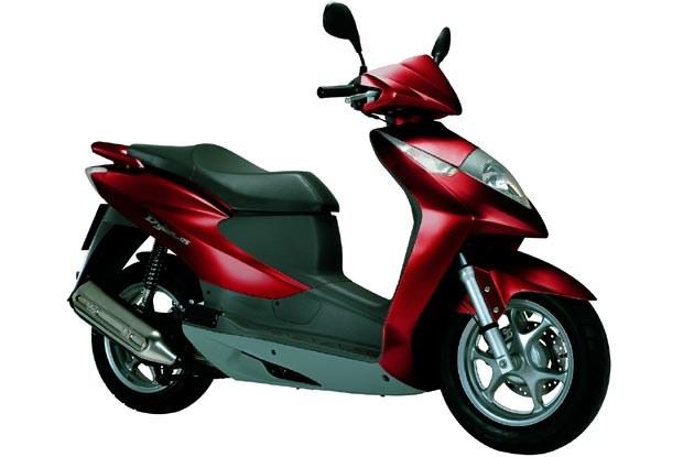 Honda Dylan (kliknij) /INTERIA.PL