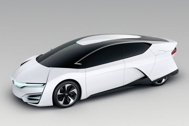 Honda FCEV /