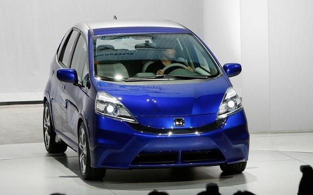 Honda fit EV /AFP