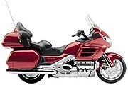Honda Gold Wing 2004 /INTERIA.PL
